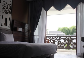 Grand Master Resort Tomohon Tomohon - Deluxe Special Room Only - Twin Bed Regular Plan