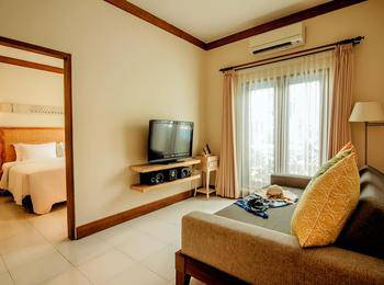 Rama Residence Petitenget Bali - One Bedroom Family termasuk sarapan Regular Plan