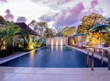 Rama Residence Petitenget Bali - Two Bedroom Villa Basic