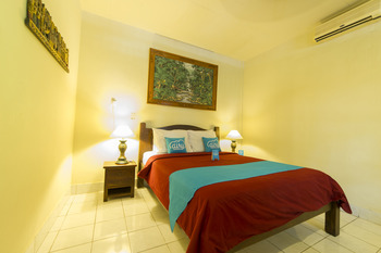 Airy Kuta Kartika Plaza Gang Puspa Ayu 12 Bali - Standard Double Room with Breakfast Regular Plan