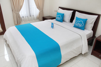 Airy Kuta Dewi Sartika Gang Nusa Indah 30 Bali - Deluxe Double Room Only Regular Plan