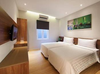The Regia Dago Bandung - Premium Twin Room                     Regular Plan