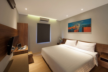 The Regia Dago Bandung - Premium Double Room  Regular Plan