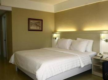 Hotel Sandjaja Palembang - Deluxe Double Room Regular Plan