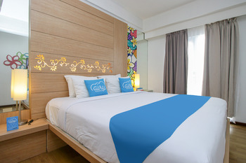 Airy Premier Seminyak Cendrawasih 28 Kuta - Deluxe Double Room Only Special Promo Sep 50