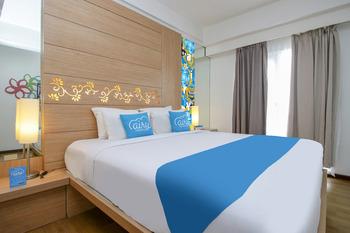 Airy Premier Seminyak Cendrawasih 28 Kuta - Deluxe Double Room Only Regular Plan
