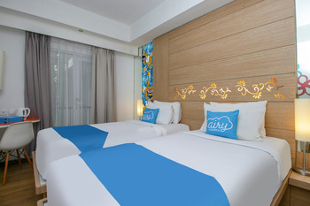 Airy Premier Seminyak Cendrawasih 28 Kuta - Superior Twin Room Only Special Promo 11