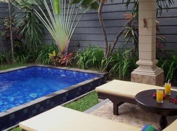Bali Krisna Villa Seminyak Bali - 2 Bedroom Villa Regular Plan