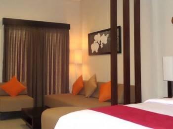 Bali Krisna Villa Seminyak Bali - Studio With Pool Access Regular Plan