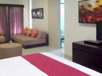 Bali Krisna Villa Seminyak Bali - Studio Room Regular Plan