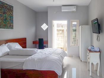House Acasia Syariah Yogyakarta - Deluxe Room Regular Plan