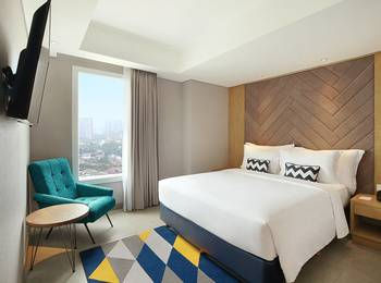 Swiss Belinn Simatupang Jakarta - Studio Apartment Regular Plan