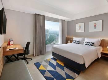 Swiss Belinn Simatupang Jakarta - Deluxe Queen Room Only Long Stay 5N - 20%