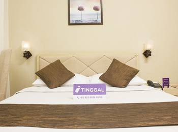 Tinggal Standard at Menur Pumpungan Manyar - Deluxe Room Hot Deal Sale