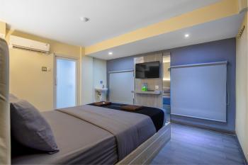 Infiniti Hotel Jakarta - Deluxe Window Room Only Gajian