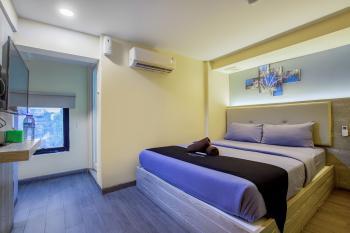 Infiniti Hotel Jakarta - Standard Window Room Only Gajian