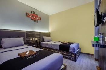 Infiniti Hotel Jakarta - Superior No Window Room Only Gajian