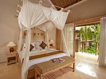 Puri Sunia Resort Bali - Sunia Deluxe Room Regular Plan
