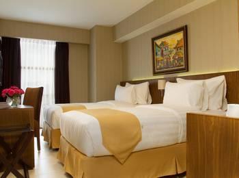 Golden Tulip Passer Baroe Jakarta - Deluxe Twin Room Only Regular Plan