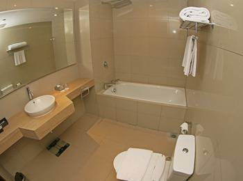 Yuan Garden Pasar Baru Jakarta - Executive Room Only Regular Plan