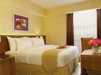 Yuan Garden Pasar Baru Jakarta - Promo Deluxe Room Queen With Breakfast SAFECATION