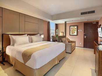 Marc Hotel Passer Baroe at Pasar Baru Mansion Jakarta - Executive With Breakfast Minimum stay 3 nights