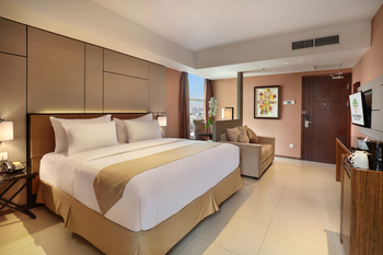 Yuan Garden Pasar Baru Jakarta - Promo Executive Room With Breakfast SAFECATION