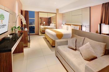 Yuan Garden Pasar Baru Jakarta - Executive With Breakfast Regular Plan