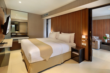 Yuan Garden Pasar Baru Jakarta - Promo Suite Room With Breakfast SAFECATION