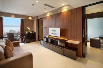 Yuan Garden Pasar Baru Jakarta - Suite With Breakfast Regular Plan