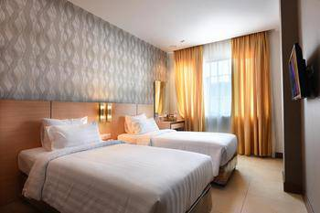 Grand Impression Hotel Medan - Superior Room Regular Plan