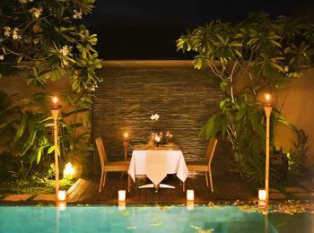 DISINI Luxury Spa Villa Bali - One Bedroom Last minute 35%.