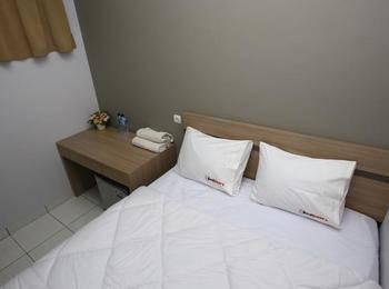 RedDoorz @Karet Pedurenan 2 Jakarta - Reddoorz Room Special Promo Gajian