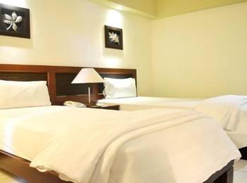 Oasis Atjeh Hotel Banda Aceh - Deluxe Twin Room Regular Plan