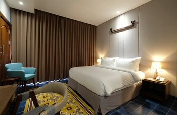 Sima Hotel Kuta Lombok Lombok - Deluxe Classic Double Room Only 3 NIGHT STAY