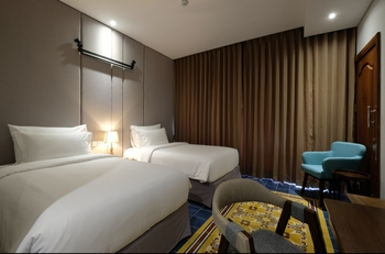 Sima Hotel Kuta Lombok Lombok - Deluxe Classic Twin Room Only 3 NIGHT STAY
