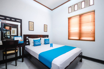 Airy Syariah Gayung Kebonsari Delapan 20 Surabaya - Standard Double Room Only Regular Plan