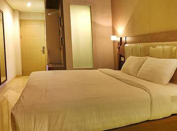 Hotel Dafam Fortuna  malioboro - Deluxe - Room Only Regular Plan