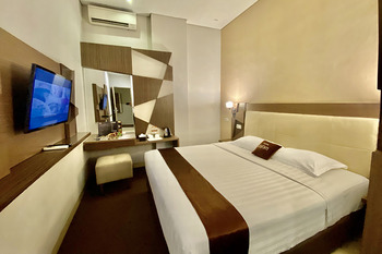 Hotel Dafam Fortuna  malioboro - Standard Room Only Without Window  Regular Plan