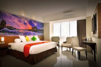 Ascent Premiere Hotel and Convention Malang - Deluxe Room Only Basic Deals