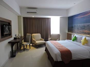 The Balava Hotel Malang - Deluxe Room Regular Plan