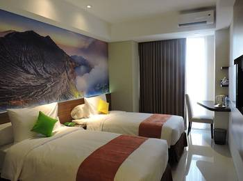 The Balava Hotel Malang - Superior Twin  Room Breakfast Regular Plan