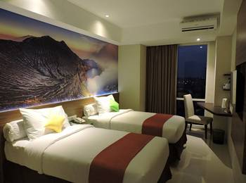 The Balava Hotel Malang - Superior Twin  Room Only Regular Plan