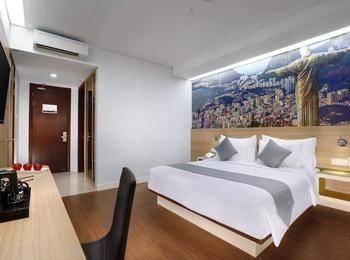 Hotel Neo Gubeng Surabaya by ASTON Surabaya - Paket Liburan Aja - DREAM room (ROOM + Laundry) Regular Plan
