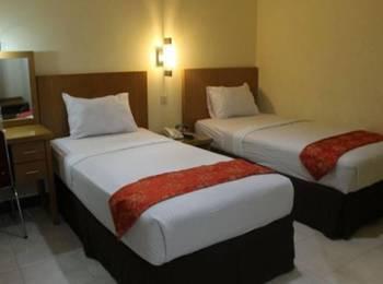 Hotel Cendrawasih 66 Mimika - Deluxe Twin Regular Plan