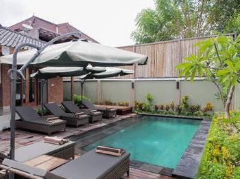 Lakshmi Villas Lombok - Villa tiga kamar tidur dengan kolam renang pribadi Regular Plan