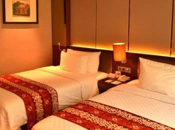 Swiss-Belhotel  Banjarmasin - Deluxe Twin Room Regular Plan