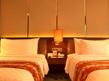 Swiss-Belhotel  Banjarmasin - Deluxe Twin Room Only Regular Plan