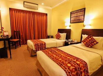 Swiss-Belhotel  Banjarmasin - Deluxe Twin Room Regular Plan