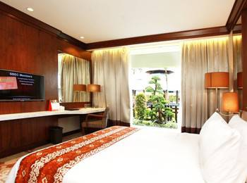 Swiss-Belhotel  Banjarmasin - Deluxe Double Room Regular Plan